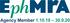 6 - EphMRA Agency Member Logo 2019 - 2020